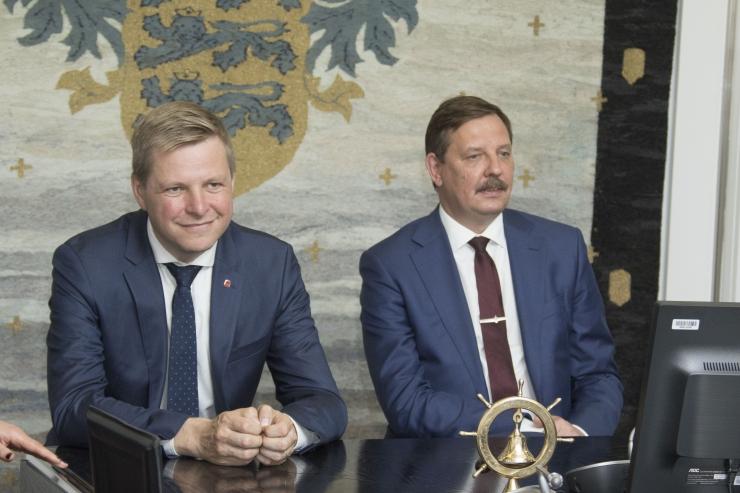 FOTOD JA VIDEO! Vilniuse linnapea: palju õnne sellele ilusale linnale!
