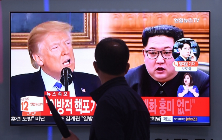 Põhja-Korea ähvardab Trumpi ja Kimi tippkohtumise ärajätmisega