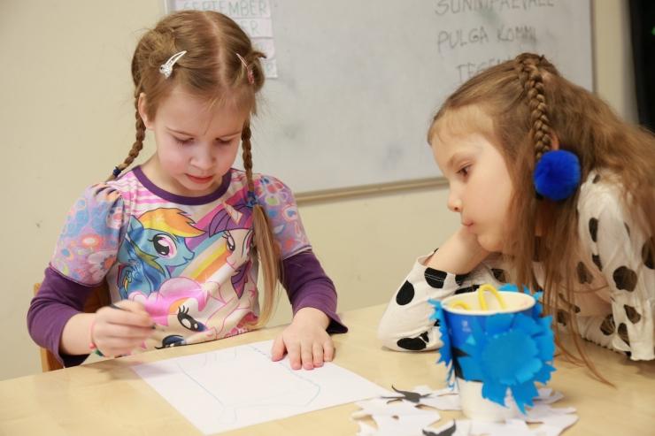 Lasteaedade spordipäeval kaasatakse ka terviseprobleemidega lapsi