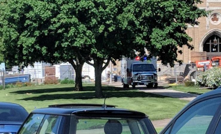 USA politseinik hoidis tõenäoliselt ära järjekordse koolitulistamise