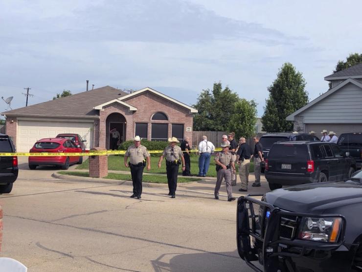 USA politsei avastas eramajast viis laipa