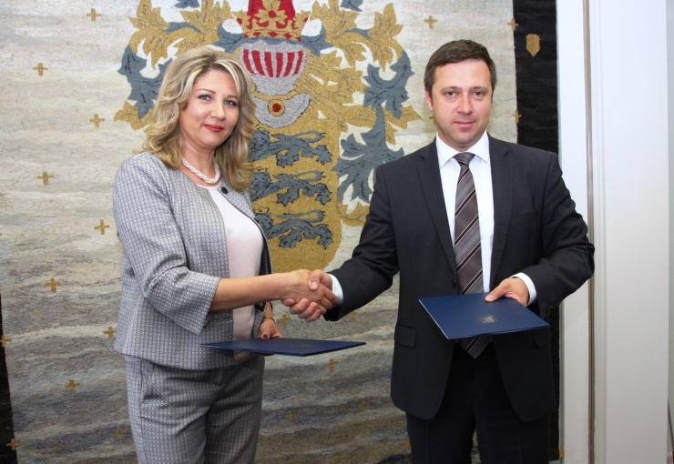 Tallinn sõlmis kultuurikoostöö kokkuleppe Moldova Vabariigi Suursaatkonnaga