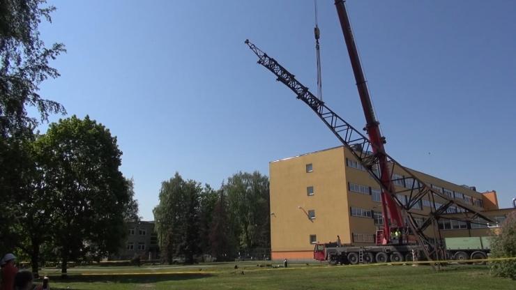Elektrilevi võtab Tallinnas maha viimase suurema õhuliini