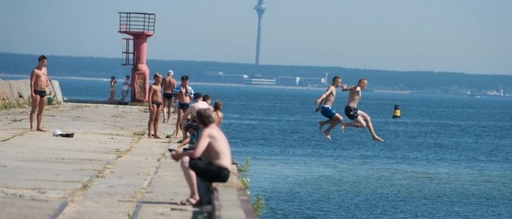 Pikakari ja Pirita rand võivad uhkustada linna puhtaima veega