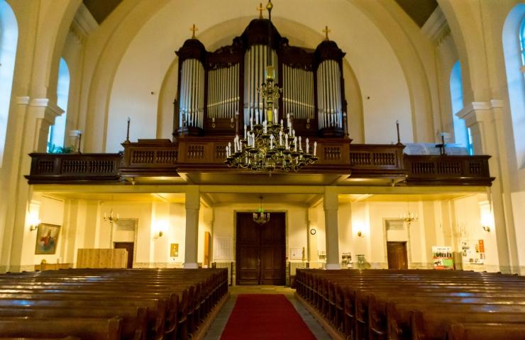 Kaarli kirikus ja Estonias kõlavad tasuta kontserdid