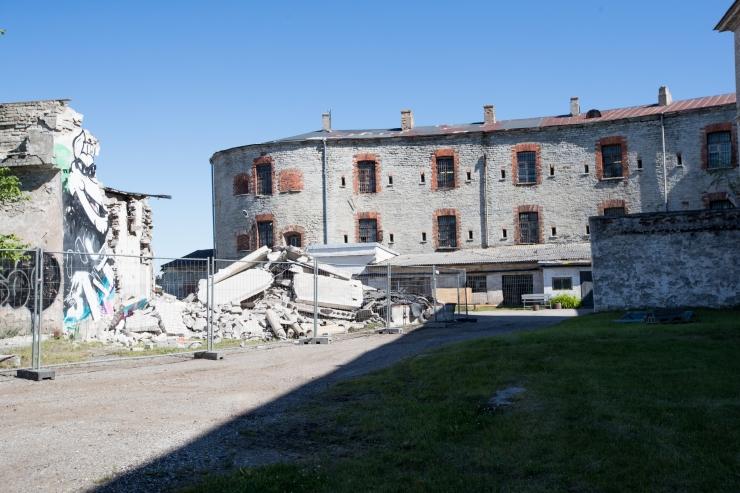 Linn kehtestas Patarei kindluse detailplaneeringu