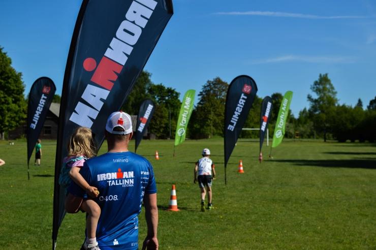IRONMAN sarja triatlonite eelõhtul toimuvad heategevusjooksud asenduskodus elavate laste toetuseks