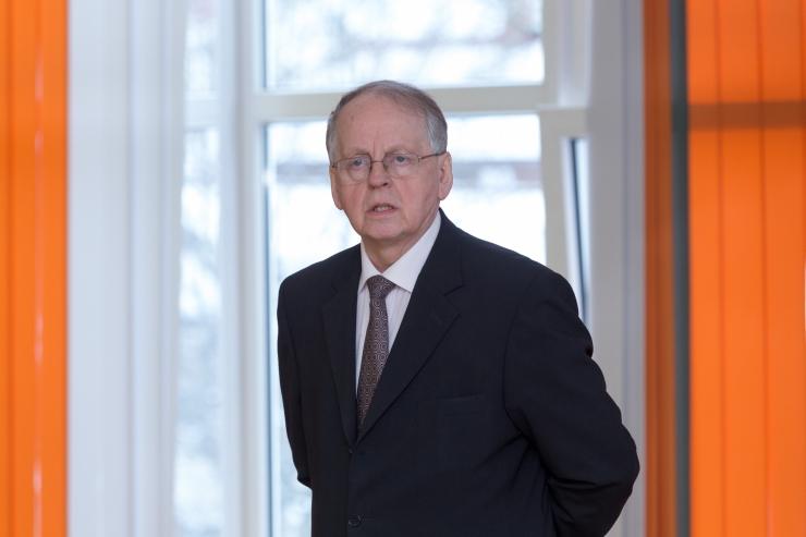 Eesmaa: eetikakoodeksile võiksid mõelda kõik erakonnad