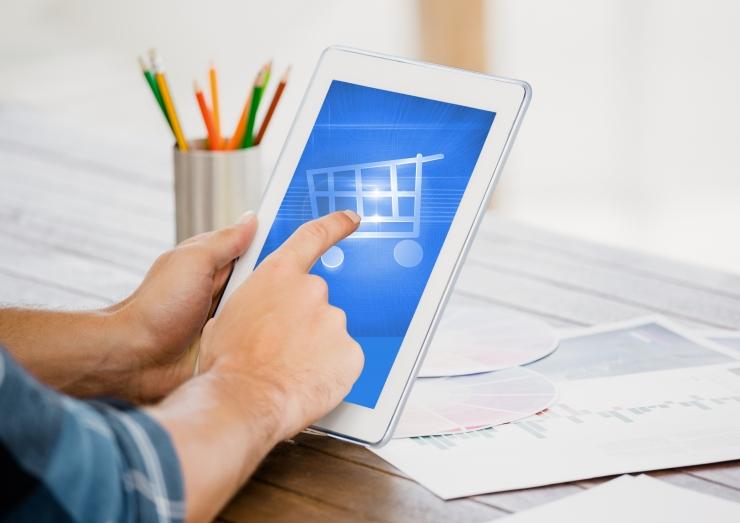 Eestis on interneti kasutajate hulga kohta veel vähe e-ostlejaid