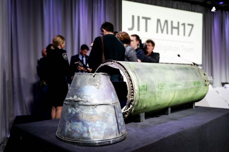 Uurijad: Malaisia lennukit lend MH17 tabas Vene sõjaväe rakett