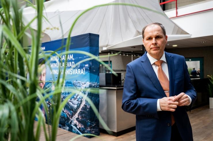 Tallinna Sadama aktsiate märkimisvahemik on 1,4-1,8 eurot
