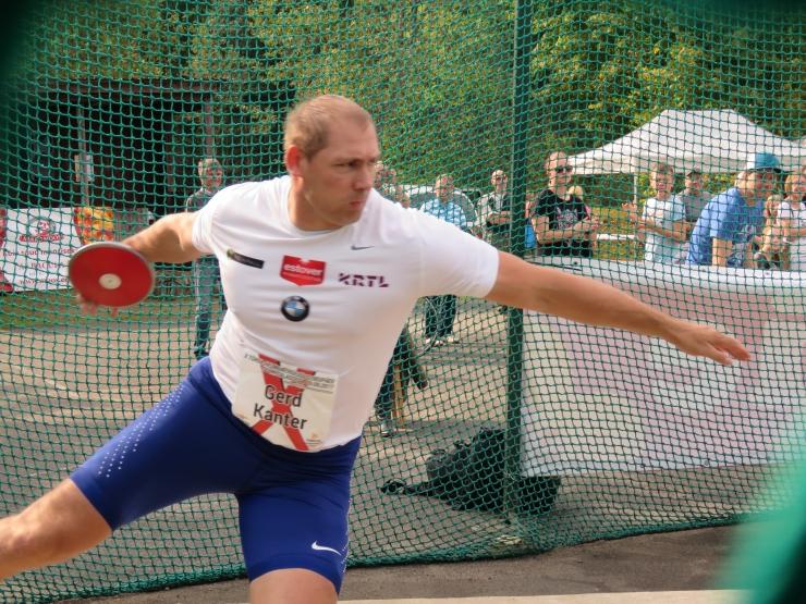 VIDEO! Gerd Kanter: loodan teha hea viimase hooaja