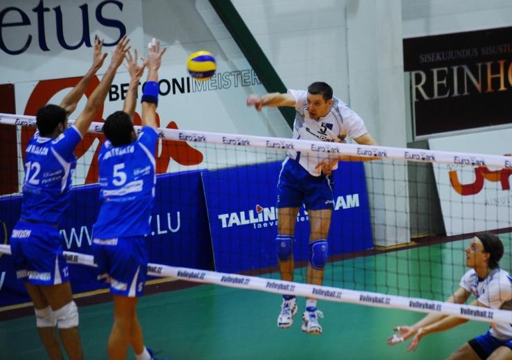 Tallinn toetab 20 000 euroga võrkpalli võistlust ja ettevalmistusi