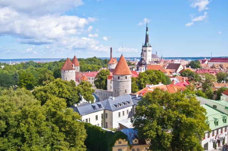 Tallinn on elatustasemelt Ida-Euroopas teisel kohal