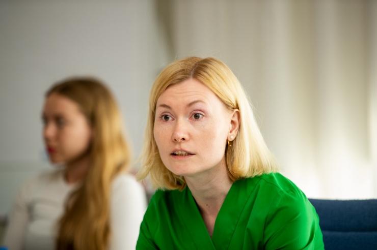 RIINA SIKKUT: Ettevõtlustoetuseid võiks jagada meeste ja naiste vahel võrdselt