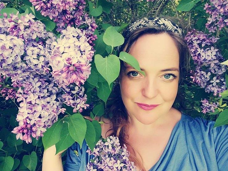 HEDVIG HANSON: Minu elutöö on olla ema
