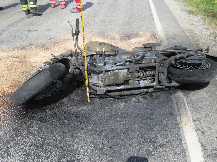 Raplamaal hukkus raskes liiklusõnnetuses mootorrattur