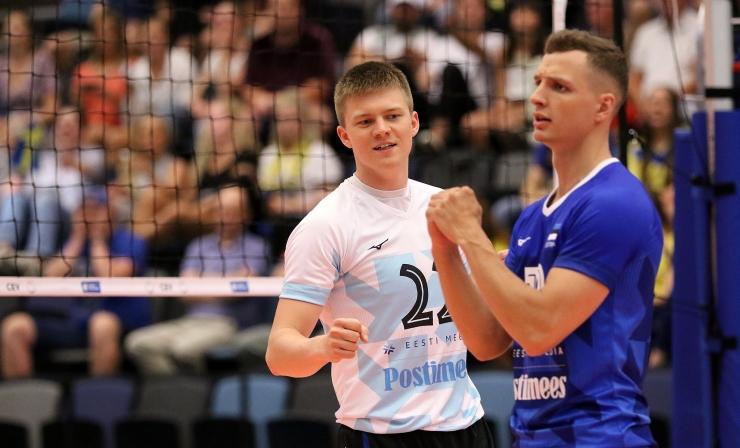 Tallinna TV näitab Eesti võrkpallikoondise mänge tippmeeskondade vastu