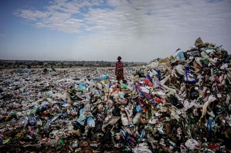 ÜRO: Maailm lämbub plasti