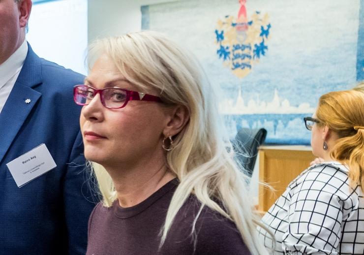 Riina Solman: kas Savisaar suudab jätkata volikogus?