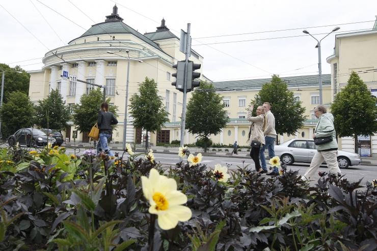 Aivar Mäe: õhkkond on soodne Estonia uue hoone otsuseks