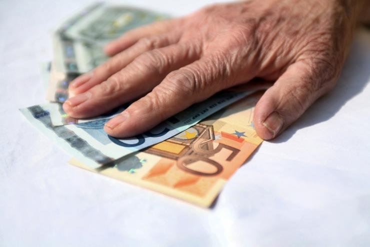 Vsevolod Jürgenson: Eesti pensionisüsteem vajab loovat lähenemist