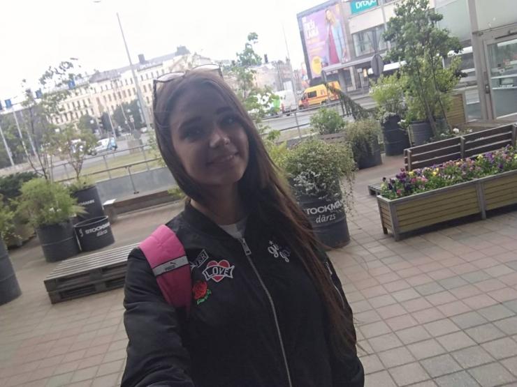 Politsei otsib Kohtla-Järvel kadunud 19-aastast Violettat