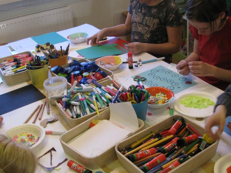 """Kadrioru lastemuuseum Miiamilla ootab peresid iganädalasele ettevõtmisele nimega """"Roheline reede""""!"""