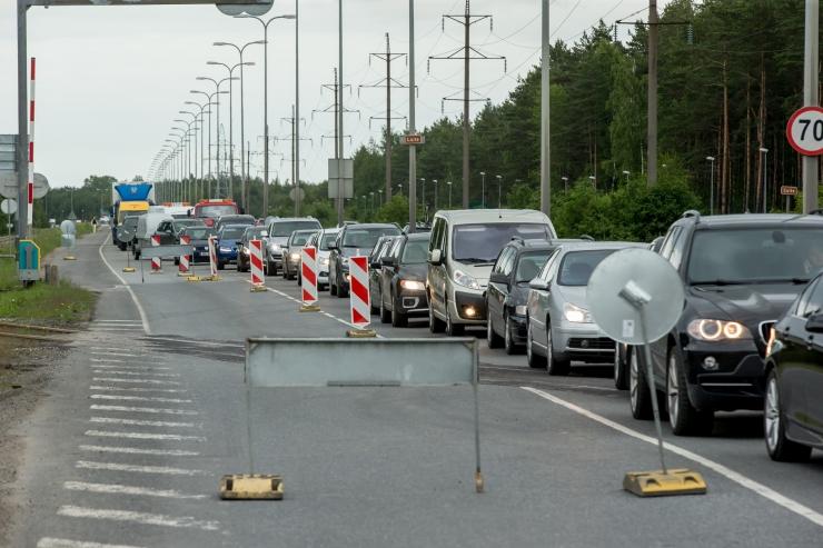 Tammsaare- Järvevana teel muudetakse kiirusrežiime