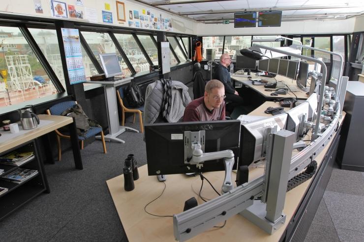 Järgmisel nädalal käsitletakse Tallinnas merenduse küberturvalisust