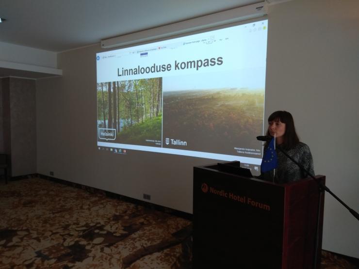 VIDEO! Linnalooduse kompass aitab avada linnamiljöö aardeid