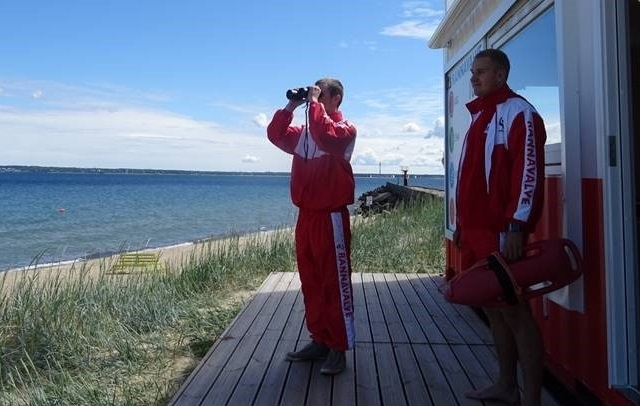 Mupo ja G4S: Tallinna avalikud rannad on valmis supelhooajaks