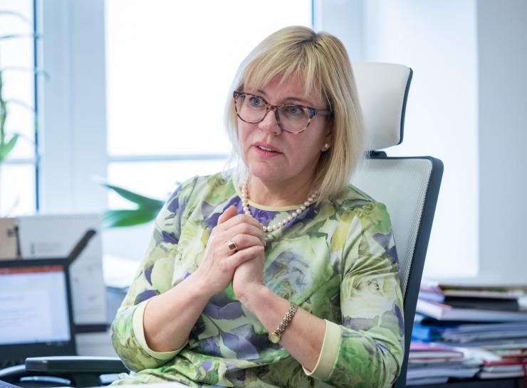 Eha Võrk: Tallinn seisab elamisväärse ja jätkusuutliku elamufondi eest