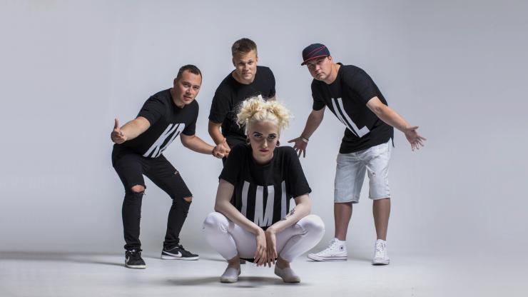 """KUULA LUGU! Cityflash feat. Laura-Ly avaldasid uue suvise loo """"Kriminaal"""""""