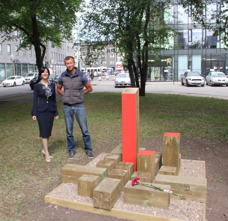 Tallinna kesklinna kavandatakse Thbilisi aeda