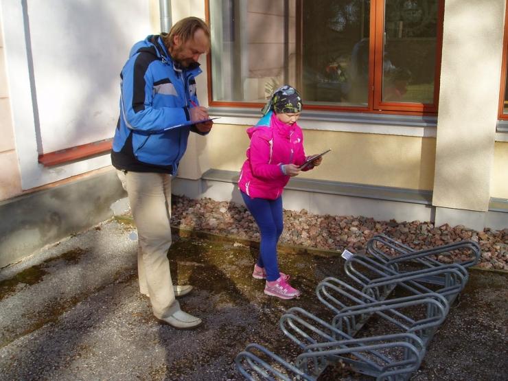 Tallinna Linnamuuseum kutsub orienteerumismängule