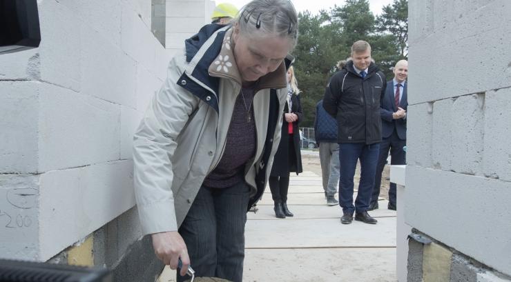 Ööpäevast tuge pakkuvad kodud aitavad  puudega inimestel elada tavalist elu