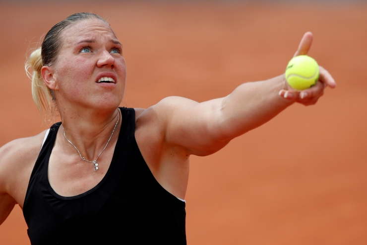 Kanepi tähistas enda sünnipäeva taas ITF-i turniirivõiduga