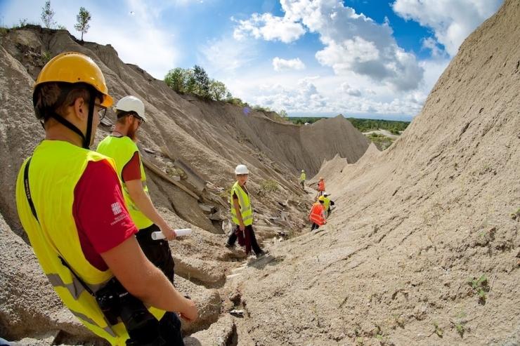 TTÜ geoloogia instituut avas ettevõtjatele ja teadlastele turbauuringute andmebaasi