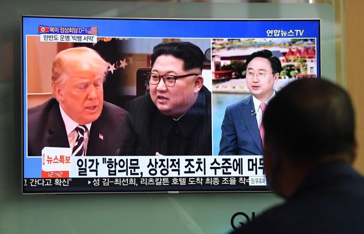"""Pompeo: Põhja-Korea saab """"ainulaadsed"""" julgeolekutagatised"""