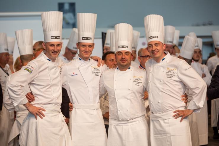 FOTOD: Vaata kokkade olümpia võistlustööd