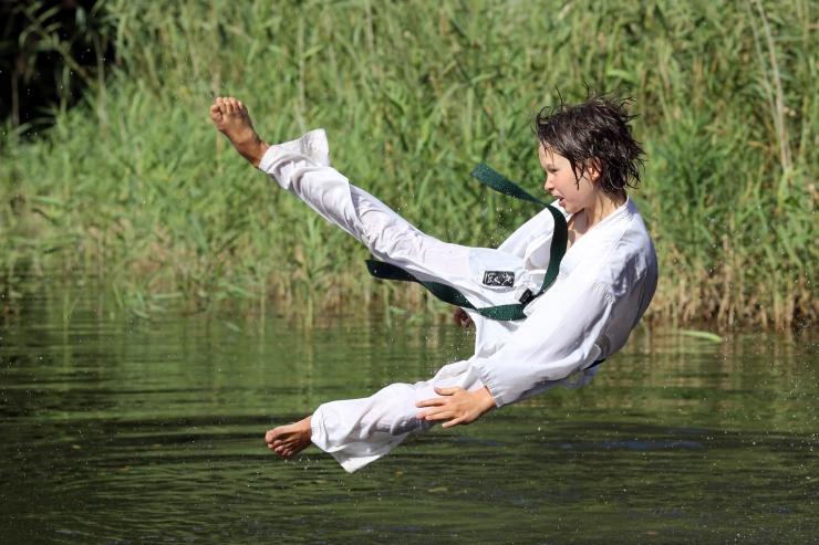 Tallinn tunnustab taekwondo sportlasi ja nende treenerit 5200 euroga