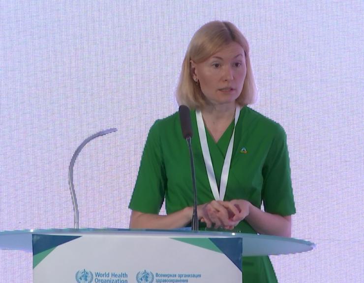 Maailma tervishoiueksperdid arutavad Tallinnas tervisesüsteemide solidaarsuse teemadel