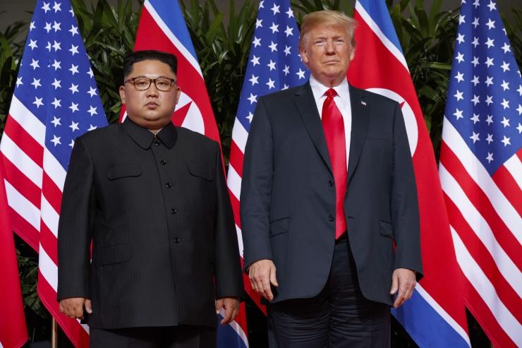 Analüütikud: Trumpi-Kimi kohtumise võitja on Hiina