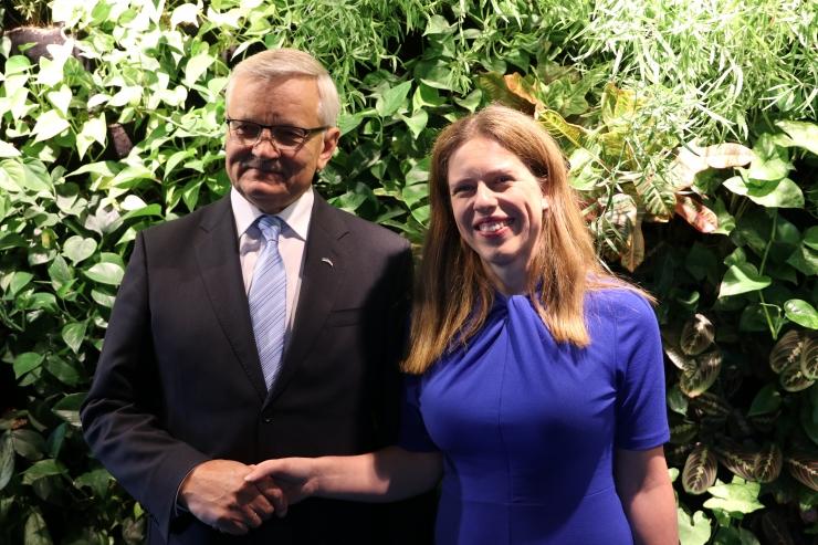 FOTOD! Eesti ja Holland kindlustavad põllumajanduskoostööd