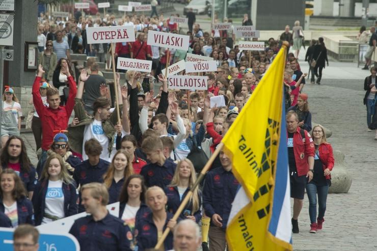 Riik toetab tänavu ligi poole miljoni euroga 4523 noore malevasuve