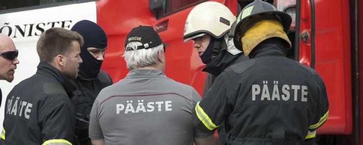 Päästjate keskmine põhipalk tõuseb tuhande euroni