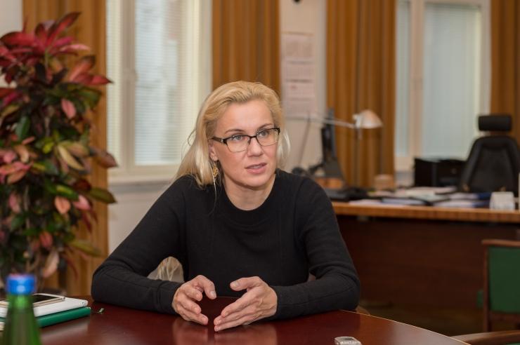 Kadri Simson kohtus Klaipedas Leedu transpordiministriga