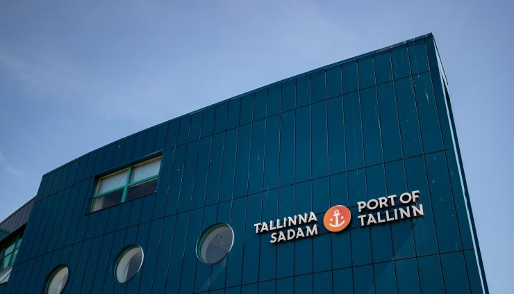 Tallinna Sadam ja Tallinn sõlmisid ühiste kavatsuste protokolli