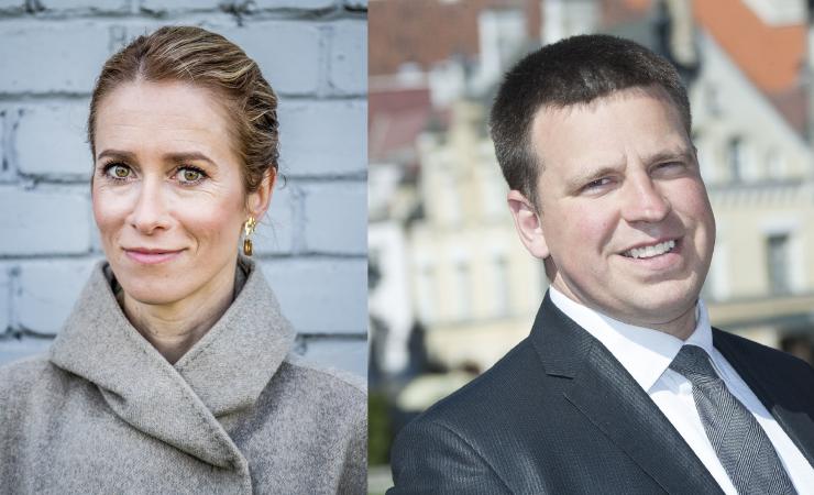 Uuring: nii Kallast kui Ratast näeb peaministrina 22 protsenti eestimaalastest